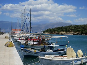 Photo: Galaxidhi, Greece harbor. Source: L. Borre